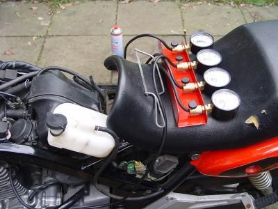 Synchrontester Honda Cb 500 Wiki